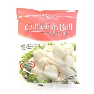 Best Cuttle Fish Ball
