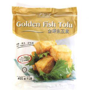 Best Golden Fish Tofu