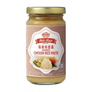 Woh Hup Singapore Hainan Chicken Paste