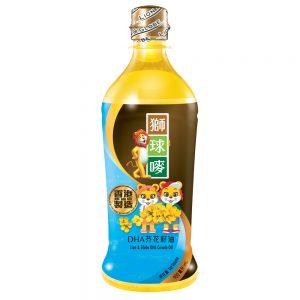 L&G DHA Canola Oil – 900mL