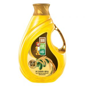 L&G Extra Light Olive Oil with Rice Bran Oil – 2L
