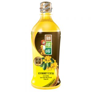 L&G Extra Virgin Olive Oil with Canola Oil – 900mL