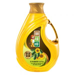 L&G Extra Virgin Olive Oil with Sunflower Seed Oil – 3L