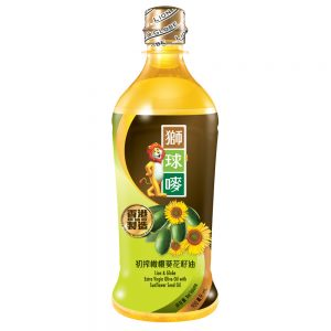 L&G Extra Virgin Olive Oil with Sunflower Seed Oil – 900mL