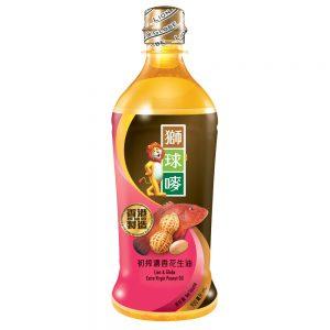 L&G Extra Virgin Peanut Oil – 900mL