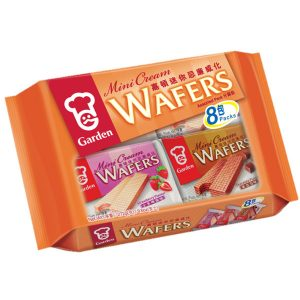 Garden Mini Wafer Assorted Flavor