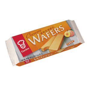 Garden Peach Wafer