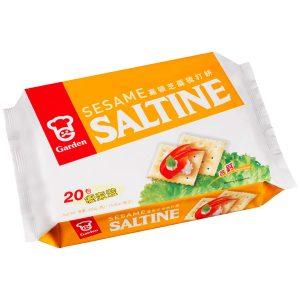 Garden Sesame Saltine Cracker