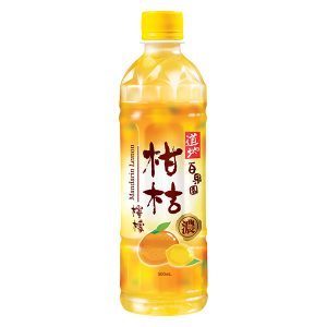 TT Ti Mandarin Lemon Drink Rich Flavor (PET)