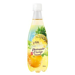 TT Orange Pineapple Sparkling Drink (PET)