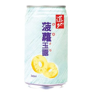 TT Pineapple Juice Drink (Nata De Coco)