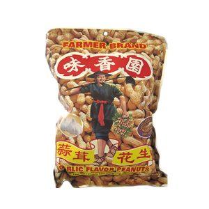 MHY Garlic Peanuts