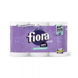 Fiora Scented Bath Tissue