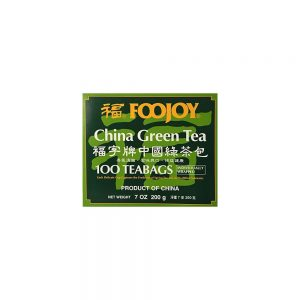 Foojoy China Green Tea