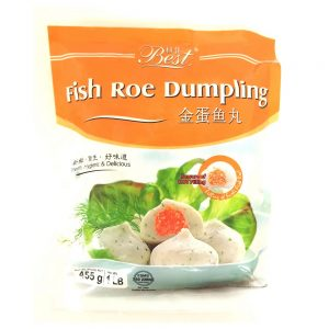 Best Fish Roe Dumpling