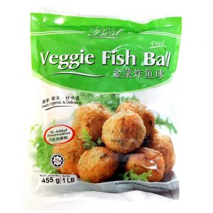 Best Veggie Fish Ball