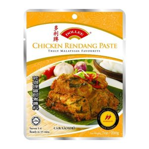 Dollee Chicken Rendang Paste