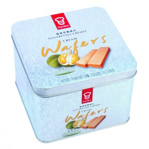 Garden Durian Tin Wafer
