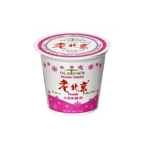Oldtown Beijing Yogurt Peach
