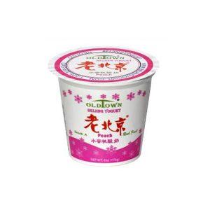 Oldtown Beijing Yogurt Peach
