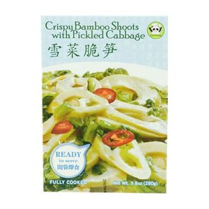 Chef Panda Bamboo Shoots & Cabbage