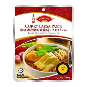 Dollee Curry Laska Paste