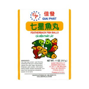 Giai Phat Featherback Fish Ball