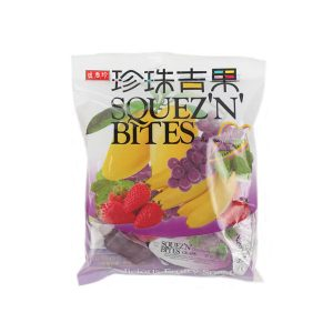 SHJ Squez'n Bites Assorted Jelly (Bag)
