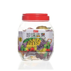 SHJ Squez'n Bites Assorted Jelly (Jar)