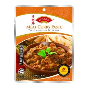 Dollee Meat Curry Paste