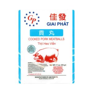 Giai Phat Pork Meat Ball