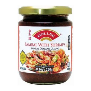 Dollee Sambal with Shrimps