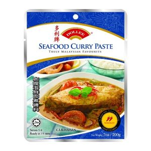 Dollee Seafood Curry Paste
