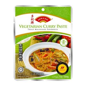 Dollee Vegetarian Curry Paste