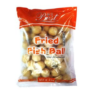Best Fried Fish Ball 2LB