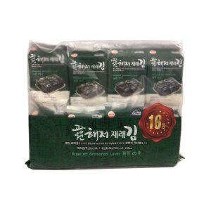 Roasted  Seasoned Seaweed Laver