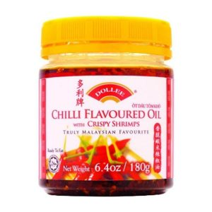 Dollee Chilli Flavored Oil with Shrimp