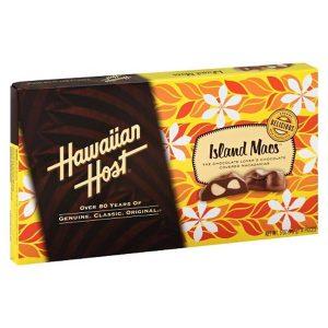Hawaiian Host Island Macs Chocolate