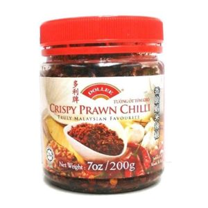 Dollee Cripsy Prawn Chili