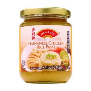 Dollee Hainan Chicken Paste